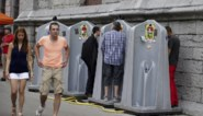 Sponsor gezocht voor gratis toiletten op Gentse Feesten