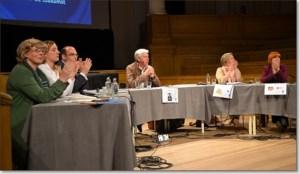 N-VA en Open VLD overvleugelen andere partijen op verkiezingsdebat