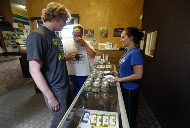 Legale cannabis doet criminaliteit dalen in Colorado