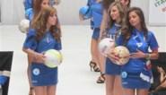Miss Italia Belgio supportert niet voor Rode Duivels