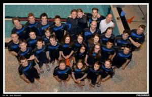 STRC-zwemmers schitteren op Belgisch Kampioenschap