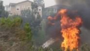 Duizenden mensen geëvacueerd door bosbranden in Californië