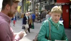 VIDEO. Stem op mij - Campagne voeren tussen sla en tomaten