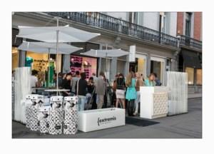 Black Balloon opent feestelijk winkel in de Henegouwenstraat