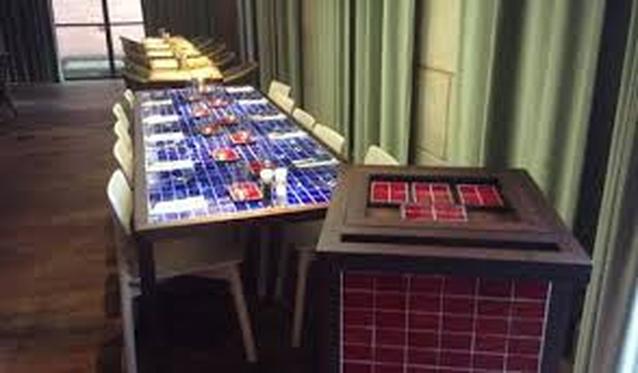 Pakhuis heeft nog tot eind augustus designtafel
