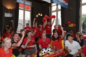 WK Pop Up Café is klaar voor WK: VTM zendt Zweden-België rechtstreeks uit vanuit Gent
