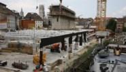 FOTO. Volg de bouw van de nieuwe stadsbibliotheek aan De Krook op de voet