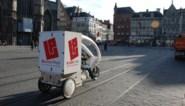 Bubble Post bezorgt pakjes met elektrofiets