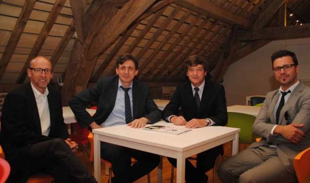 Nieuw educatief centrum op abdijsite Herkenrode