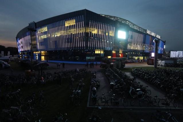 Het WK in de Ghelamco Arena: 17.000 supporters, 0 parkeerplaatsen