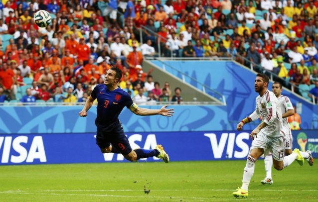 Ontleed: zo vernederde Nederland Spanje
