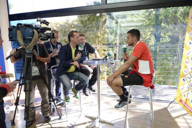 Nacer Chadli: 'Een WK spelen is echt een droom'