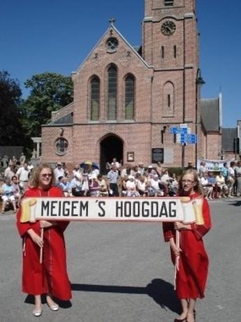AUDIO. De 70ste H. Bloedprocessie in Meigem