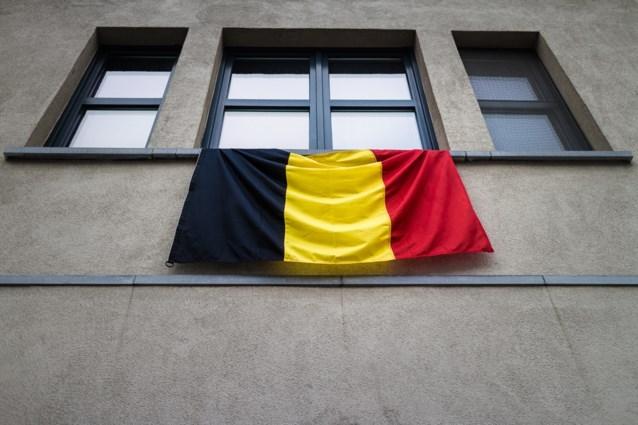 'Belgische vlag is ongrondwettelijk'