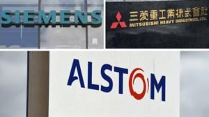 Siemens en Mitsubishi verhogen bod op Alstom