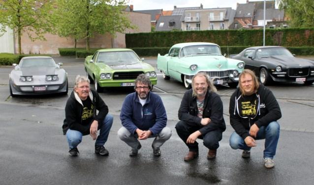 V8 Brothers organiseren derde 'Summer meeting' voor Dominiek Savio