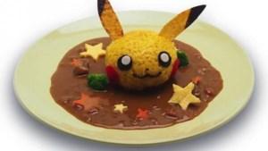 Eet eens een Pikachu Pokemon in nieuw Japans themacafé