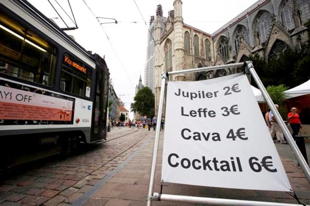 Stad Gent: 'Kom niet met de auto naar de Gentse Feesten'