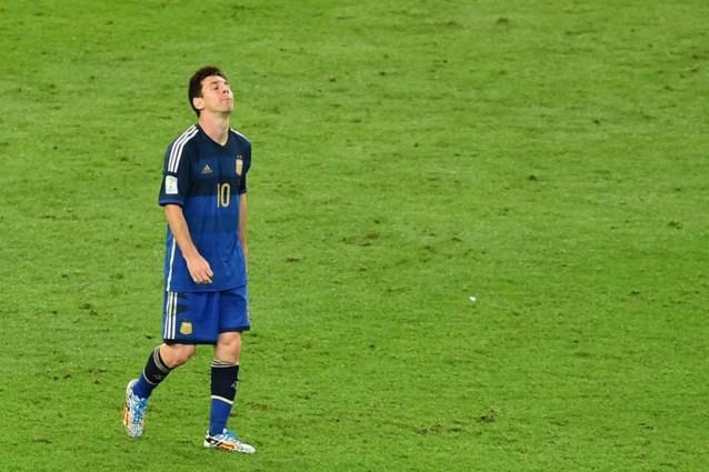 Ludo Vandewalle: 'FIFA deed Messi geen plezier met Gouden Bal'