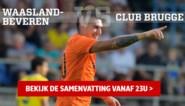 Club Brugge neemt na rust afstand van Waasland-Beveren