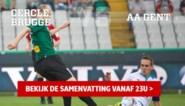 Vernieuwd Gent raakt niet voorbij verrassend Cercle Brugge