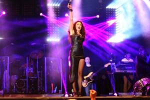 Natalia sluit Gentse Feesten bij Sint Baafs af