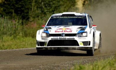 Jari-Matti Latvala behoudt leiding in Finland