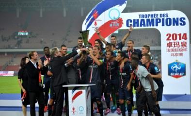 Zlatan schenkt PSG Franse Supercup