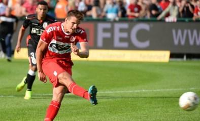 Santini mist strafschop voor Kortrijk