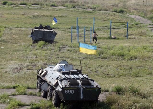 Honderden Oekraïense soldaten op Russisch grondgebied