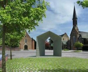 Heraanleg dorpsplein Heindonk start op 18 augustus