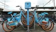 Elektrische Blue-bikes verdwijnen in Gent