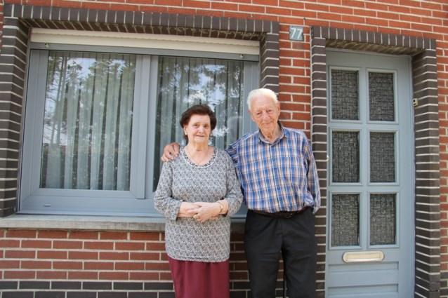 Albert en Paula al 75 jaar getrouwd