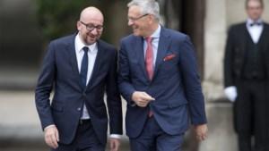 Peeters en Michel beginnen maandag onderhandelingen