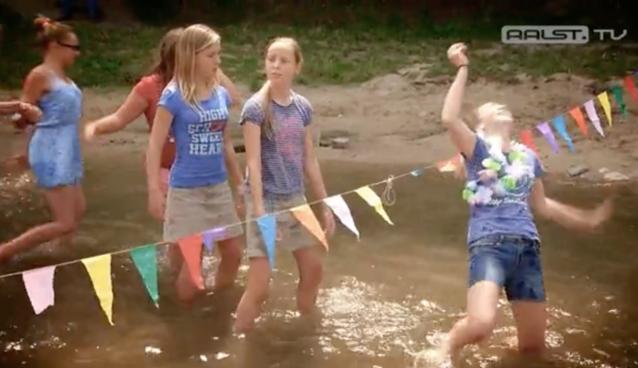VIDEO. Vrolijke Vrienden, de danswedstrijd