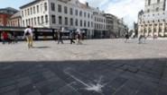 Stuk beton tuimelt van Sint-Baafskathedraal: extra veiligheidszone op Sint-Baafsplein