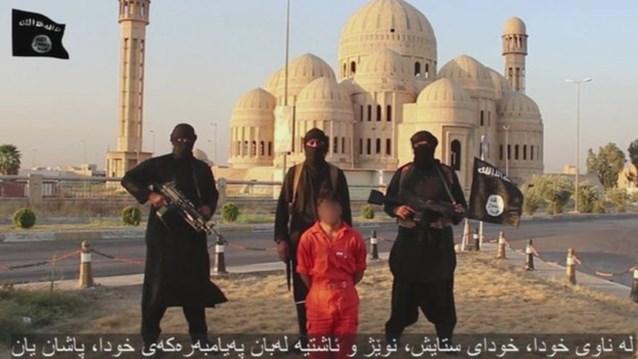 Nieuwe onthoofdingsvideo ISIS opgedoken