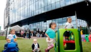 Crèche opent in Ghelamco Arena