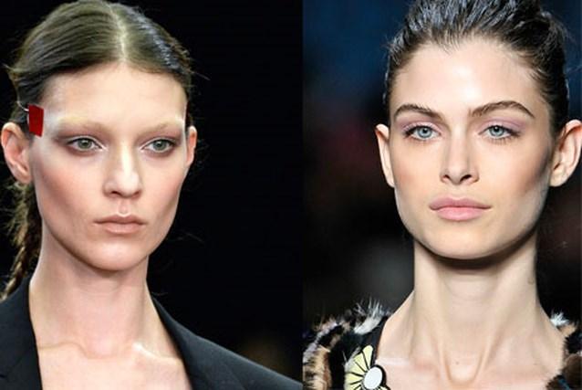 Dit zijn de mooiste make-uptrends voor de herfst