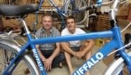 Met een Buffalo Bike naar Ghelamco Arena