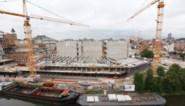 De Krook zit in de helft: nog anderhalf jaar werk aan imposant gebouw