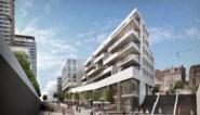 Sint-Pietersstation krijgt esplanade met terrassen en winkels