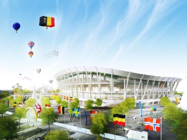 Vanhengel bevestigt: 'Er is een akkoord met BAM/Ghelamco over stadion'
