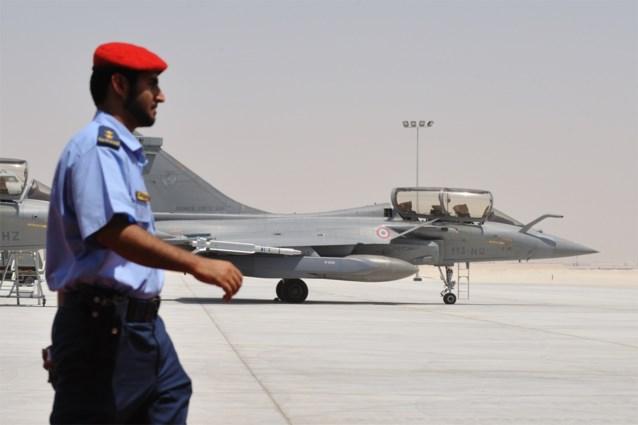 Frankrijk start met verkenningsvluchten in Irak