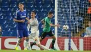 Courtois kansloos bij gelijkmaker Schalke