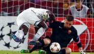 Doumbia verkiest vallen boven scoren