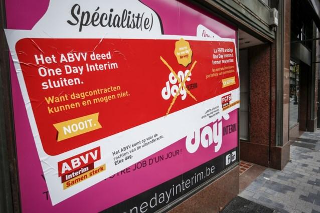 Erkenningscommissie uitzendsector opgeschort na ABVV-actie