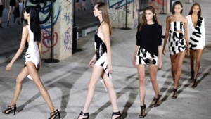 Anthony Vaccarello geeft startschot voor Parijse modeweek