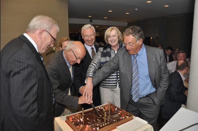 JCI Aalst viert 40-jarig bestaan