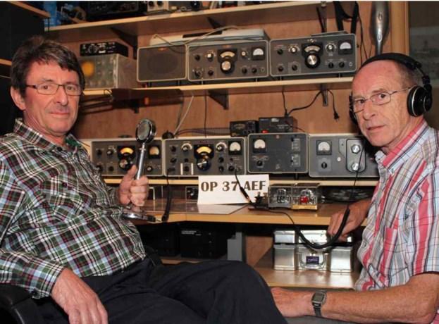 Radioamateurs in contact met Ohio